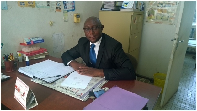 Dr. Peter Ndifor