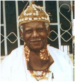 His Royal Majesty Chief Justice Samuel Moka Lifafa Endeley IV: 1923- 2015 Paramount Chief of Buea and King of the Mokwpes (Bakweris) 1990 – 2015